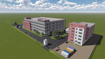 政伸包装印刷(福建)有限公司厂区新建工程
