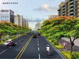 龙海市月港新区康桥路道路工程
