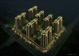 龙海市锦江道二期开发建设拆迁安置夜景工程